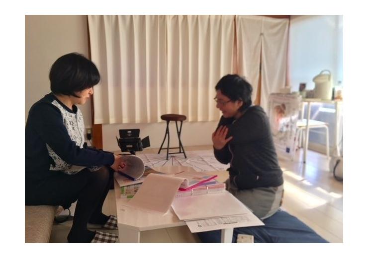 北埼玉サロンで講習会を実施しました。