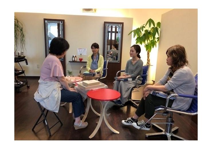 福山市で3サロン合同講習会を実施。