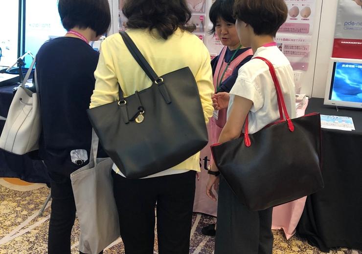 第27回日本乳癌学会学術総会に企業展示しました。