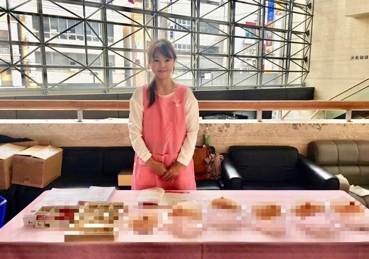 ひろしま乳がんアカデミアに広島サロンが参加。