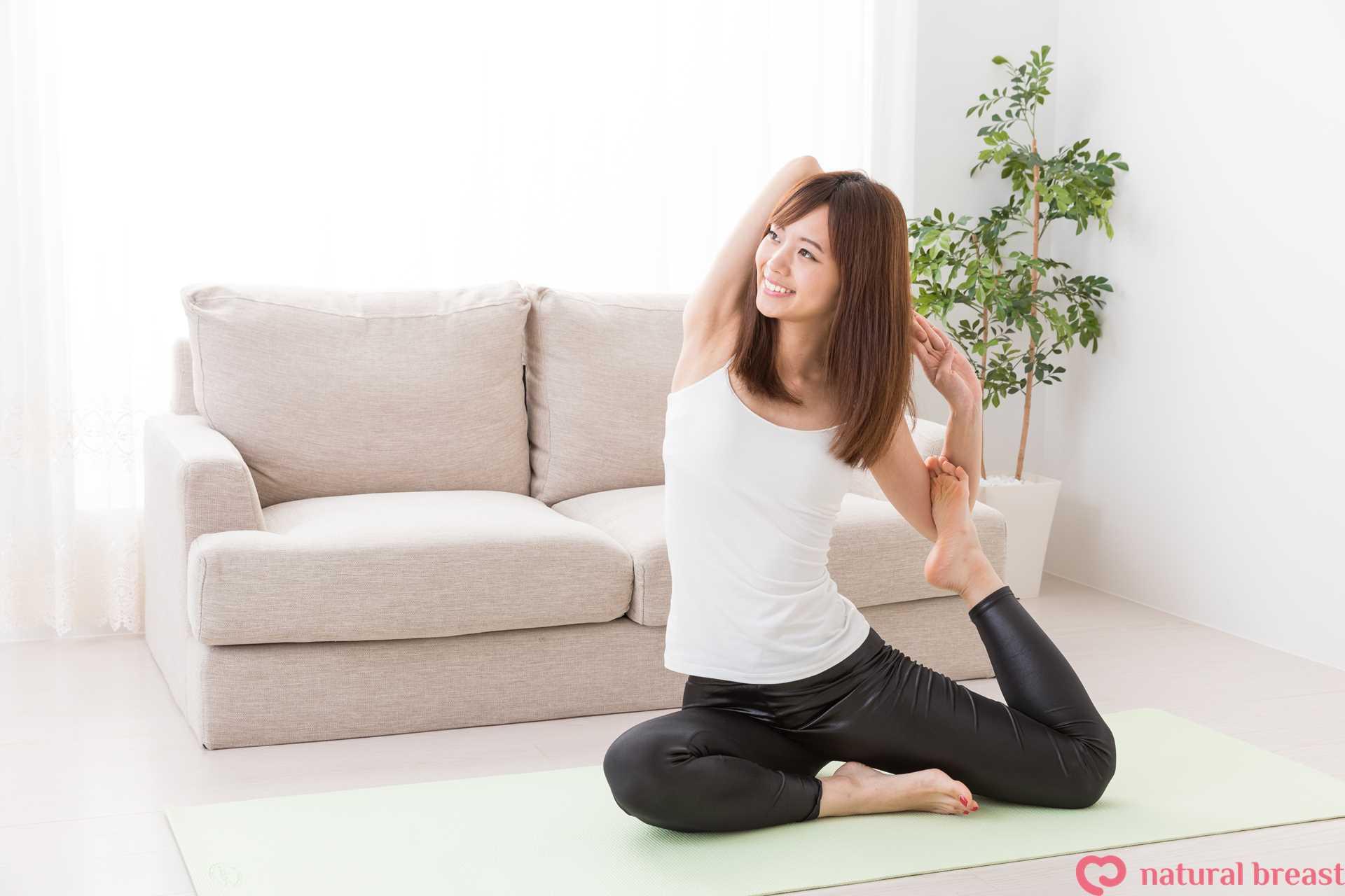 人工乳房 日常使いの着脱方法